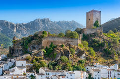 Cazorla Town Stock Images