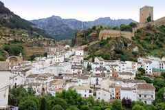 Cazorla village Jaen Andalusia Spain Royalty Free Stock Photo