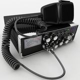 CB Radio Stock Photos