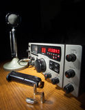 CB radio Royalty Free Stock Photo