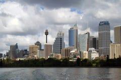cbd悉尼 库存图片