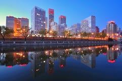 CBD-Beijing City Economic Centers Royalty Free Stock Images
