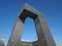 CBD-Beijing city Economic centers-CCTV Tower Stock Images