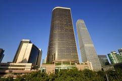 CBD-Beijing city Skyline,Building Stock Photo