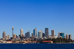 CBD From Ferry Stock Photos