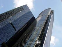 cbd Hong Kong Arkivbild