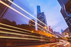 cbd Hong Kong Стоковые Изображения RF