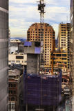 CBD-konung St New Construct Vert arkivbild