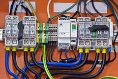 câblage Photo libre de droits