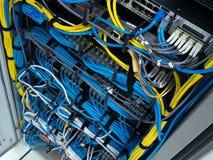 Câble LAN Photo stock