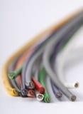 Câbles Photographie stock libre de droits