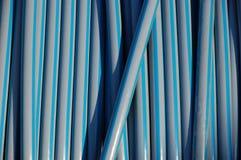 Câbles de fibre de verre Photos libres de droits