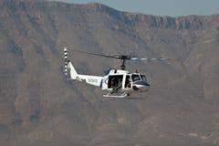 cbp直升机 库存照片