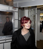 CBS. NEW YORK - DECEMBER 10: Sharon Osbourne attends CBS 'The Talk' welcome to New York dinner at Winter restaurant on December 10, 2011 in New York City, NY Royalty Free Stock Images