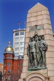 CC di GAR Civil War Memorial Washington immagine stock