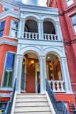 CC di generale John Logan House Civil War Hero Logan Circle Washington Immagini Stock
