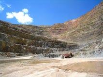 CC i V kopalnia złota obraz stock