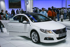 cc kreskowego passat r Volkswagen obraz royalty free