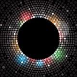 CCB do negócio do conceito da informática do equalizador do volume da música ilustração stock