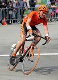 CCC Polsat Polkowice cyclist Bartlomiej Matysiak Stock Images