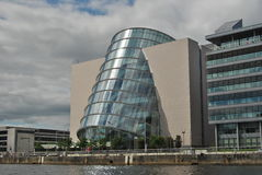 CCD. The convention centre in Dublin stock photo
