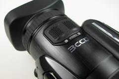 CCD de HD Camera-3 Fotografía de archivo
