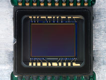 CCD Detector From Camera Stock Images