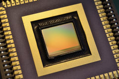 Ccd sensor Stock Images