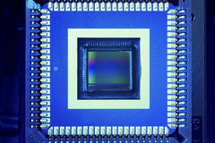 Ccd sensor Royalty Free Stock Image