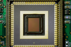 Ccd sensor Royalty Free Stock Photos