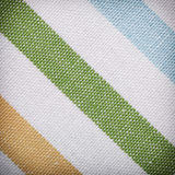 Ccolorful striped textile as background or texture Royalty Free Stock Photo