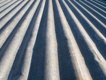 ccorrugated metall Royaltyfria Bilder