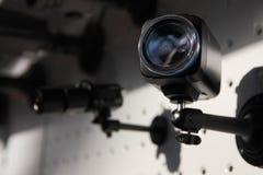 CCTV安全凸轮 免版税库存照片