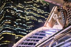 CCTV är en bra ordningsvakt royaltyfri fotografi