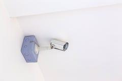 Cctv-Überwachungskamera für Haus Stockfotografie