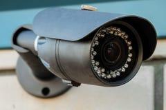 CCTV καμερών Στοκ Εικόνα