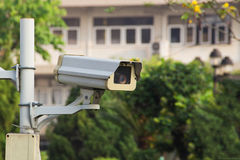 CCTV, камера слежения Стоковое фото RF