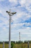 CCTV Imagem de Stock