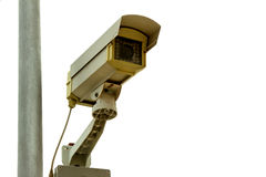 CCTV. Security Camera, the guard instrument Royalty Free Stock Image
