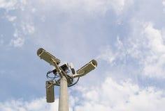 CCTV Arkivbild