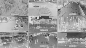 CCTV arkivfilmer