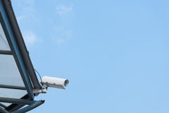 CCTV Fotografie Stock Libere da Diritti