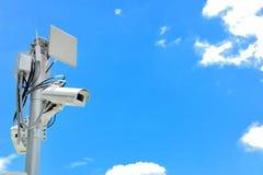 CCTV Στοκ εικόνα με δικαίωμα ελεύθερης χρήσης