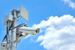 CCTV Στοκ Εικόνα