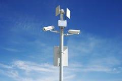CCTV Στοκ Φωτογραφία