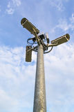 CCTV Royalty Free Stock Photos