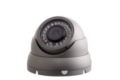 CCTV camera Royalty Free Stock Images