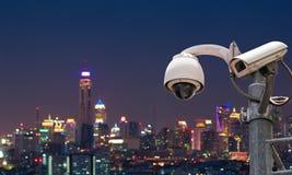Free CCTV Camera Royalty Free Stock Photo - 46224735