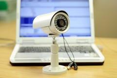 Free CCTV Camera Royalty Free Stock Photo - 4688555