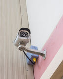 Cctv camera. S are used for the old Royalty Free Stock Photos